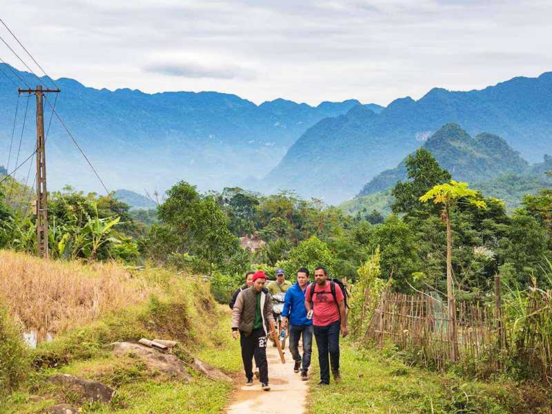 Mai Chau - Pu Luong Retreat - 3 Days 2 Nights