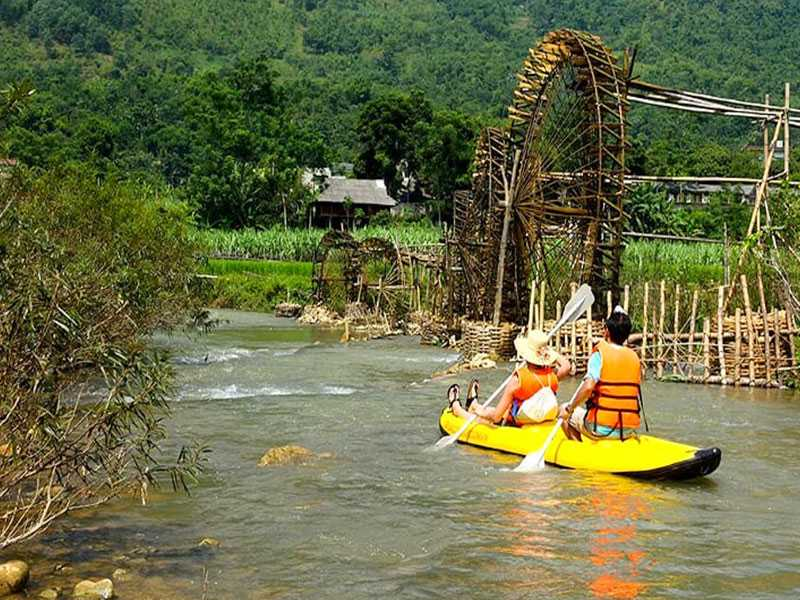 Mai Chau Tours - Exclusive Valley Challenge - 2 Days 1 Night